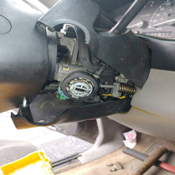 2000 Ford Explorer Ignition Switch Replacement 1
