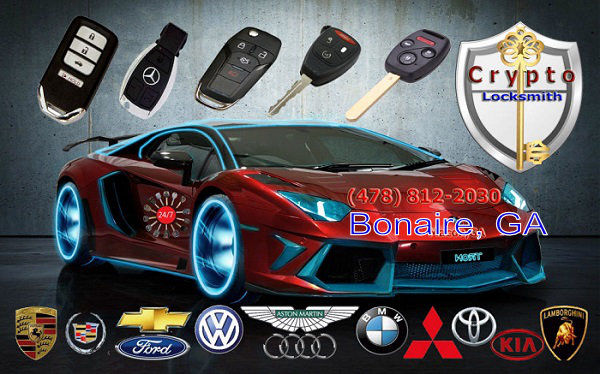 automotive locksmith services provide car keys made in bonaire ga
