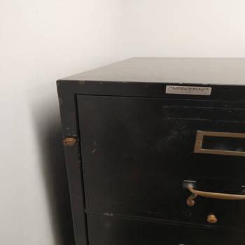 Commercial File Drawer Cabinet Unlock 1