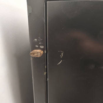 Commercial File Drawer Cabinet Unlock